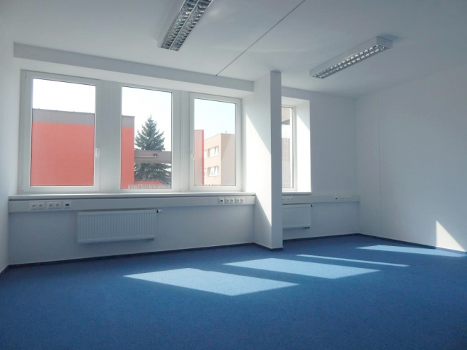 Office premises for rent - 28 m2 - Pestovatelska