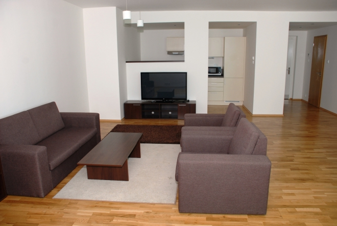 2-room apartment for rent - River Park