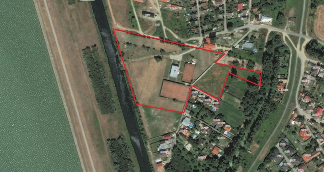 Sports facility for sale – approx. 2,4 ha – Hamuliakovo