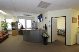 Office premises for rent - approx. 350 m2 - Rybnicna