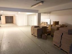 Storage premises for rent - 32,5 m2 – Slovnaftska street